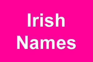 Irish girl names