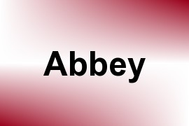 Abbey name image