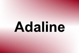 Adaline name image