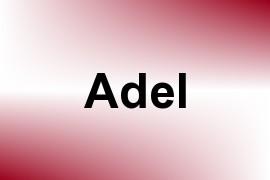 Adel name image