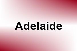 Adelaide name image
