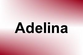 Adelina name image
