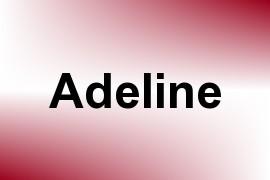 Adeline name image