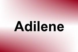 Adilene name image