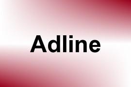 Adline name image
