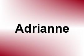 Adrianne name image