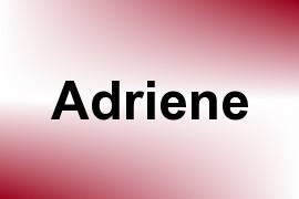 Adriene name image