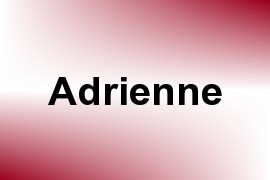 Adrienne name image