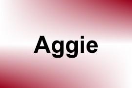 Aggie name image