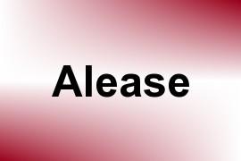 Alease name image
