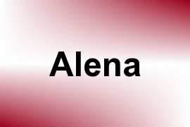 Alena name image