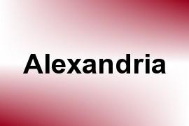 Alexandria name image