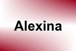 Alexina name image