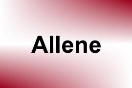 Allene name image