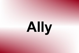 Ally name image