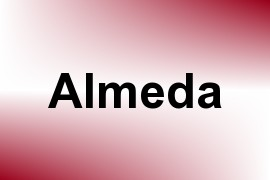 Almeda name image