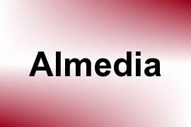 Almedia name image