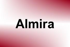 Almira name image
