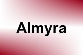 Almyra name image