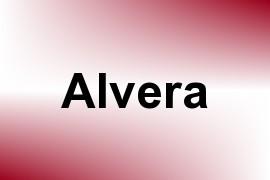 Alvera name image