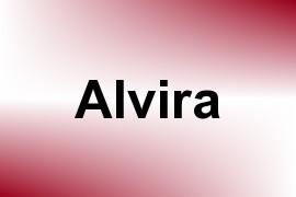 Alvira name image