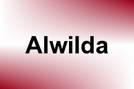 Alwilda name image