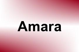 Amara name image