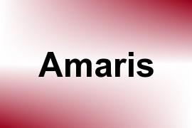 Amaris name image
