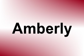 Amberly name image