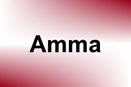 Amma name image