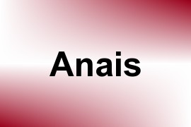 Anais name image