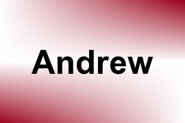 Andrew name image