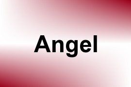 Angel name image