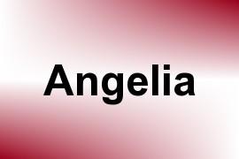 Angelia name image