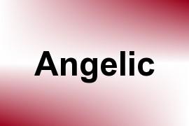 Angelic name image