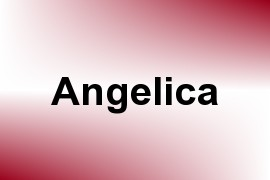 Angelica name image