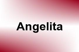 Angelita name image