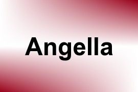 Angella name image