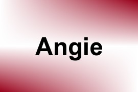 Angie name image