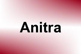 Anitra name image