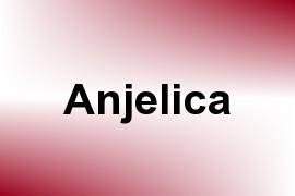 Anjelica name image