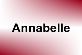 Annabelle name image