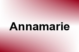 Annamarie name image