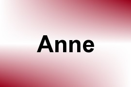 Anne name image