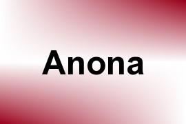 Anona name image