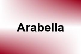 Arabella name image