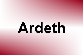 Ardeth name image