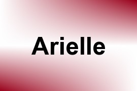 Arielle name image