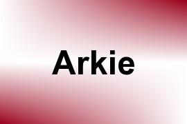 Arkie name image