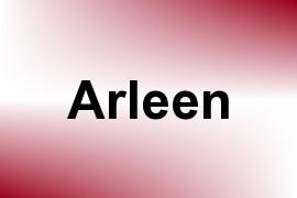 Arleen name image
